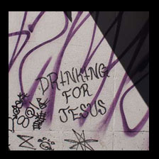 Drinking for Jesus
